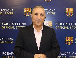 Grupo Martí reconoce la comunidad barcelonista de México e inaugura la primera  tienda exclusiva con los colores del equipo catalán. c3687c4076b