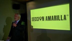 SECCIÓN AMARILLA, BENJAMÍN PODOSWA