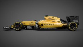 UNIFIN, RENAULT SPORT F1