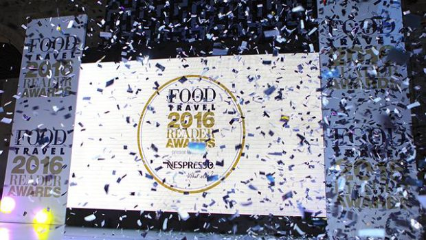 FOOD AND TRAVEL READER AWARDS