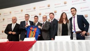 BARCELONA, FC BARCELONA, SCOTIABANK