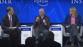 BBVA, FRANCISCO GONZALEZ, DIGITAL, WORLD ECONOMIC FORUM