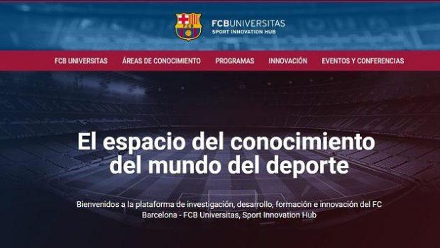 BARCELONA, FC BARCELONA, FCB UNIVERSITAS