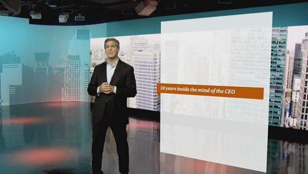 PWC, CEO, CONFIANZA