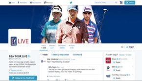 TWITTER, PGA, PGA TOUR LIVE