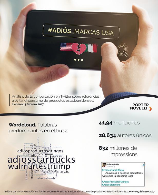 ADIOS MARCASUSA, PCCONNECT, PORTERNOVELLI