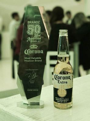 CORONA, BRANDZ, MARCAS MEXICANAS