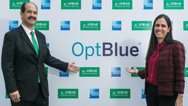 AMERICAN EXPRESS, OPTBLUE, AFIRME