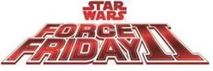 Disney y Lucasfilm anunciaron hoy Star Wars Force Friday II, un evento global de fans que celebra el lanzamiento de todos los nuevos productos inspirados en la muy esperada película STAR WARS: THE LAST JEDI,