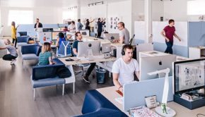 HERMAN MILLER, MOBILIARIO, LIVING OFFICE