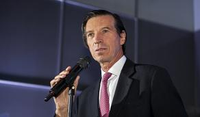 Luis Barrios, CEO Hoteles City Express
