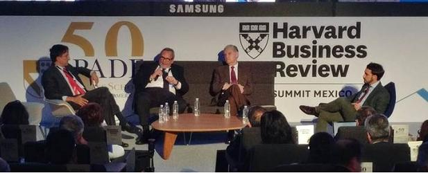 HARVARD BUSINESS REVIEW SUMMIT