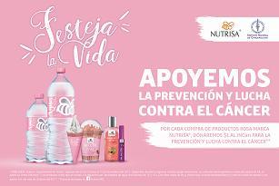 NUTRISA, CÁNCER, FESTEJA LA VIDA