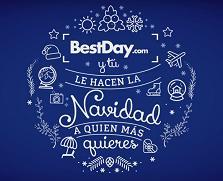 BESTDAY.COM, DESEOS, NAVIDAD