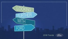 FORD, TENDENCIAS, GO FURTHER